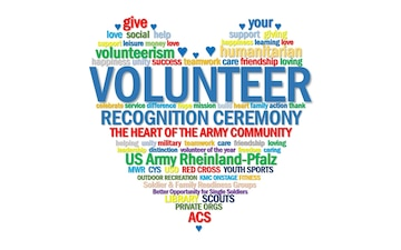 2019 Volunteer of the Year Ceremony Part 1: Nominees