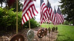 179th Honor Guard Airman Participates in Taps For Veterans