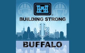 The Building Strong Buffalo Podcast Episode 3: Mount Morris Dam manager Steve Winslow