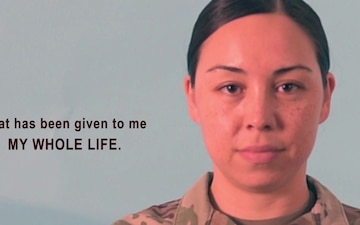 Video Portrait: Staff Sgt. Gabriella Ciprazo, 223rd Military Intelligence Battalion