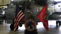 Marine Heavy Helicopter Squadron 462 Relief & Appointment Video Message
