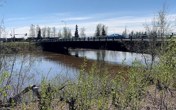 Fort Wainwright River Road construction season update