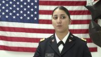 40th CAB host Fresno State ROTC commissioning ceremony