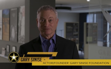 Gary Sinise Wishes U.S. Army Japan a Happy Army Birthday