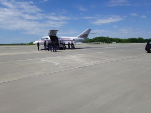 South Carolina National Guard conducts dignified transfer for 1st Lt. Trevarius Bowman