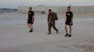 CAS Best Warrior Competition