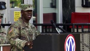 88th Readiness Division Virtual Relinquishment of Responsibility Ceremony