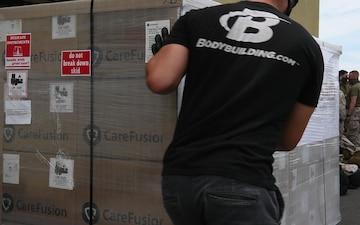 USAID provides additional 150 ventilators to Russia