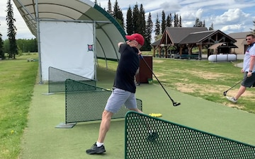 Fort Wainwright golf course brings in new FlingGolf activity