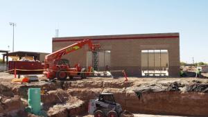 MCAS Yuma Base Construction Update