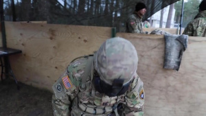 NATO eFP Battlegroup Poland tests out for Expert Infantryman Badge (Master Version)