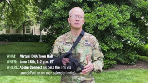 Video Message from the DHA Director -- June 2020