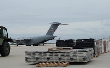 Florida Army National Guard Depart for Washington D.C. B-Roll