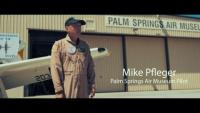 Palm Springs Air Museum Memorial Day Flyover
