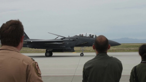 389th Fighter Squadron Homecoming BROLL Package 7