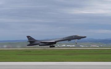 Ellsworth Bomber Task Force Week 6 B-Roll Package Part 1