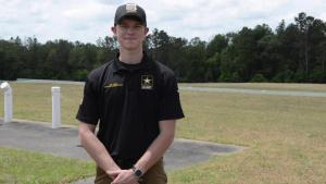 Sgt. Christian Elliott U.S. Army 245th Birthday Shoutout