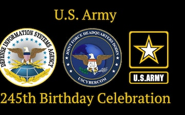 DISA and JFHQ-DODIN celebrate Army birthday
