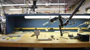 Partnership aids mission continuation: TDDEC mends EOD robot