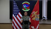 Marine Air Support Squadron 3 Change of Command Video Message