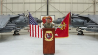 Marine Attack Squadron 311 Change of Command Video Message