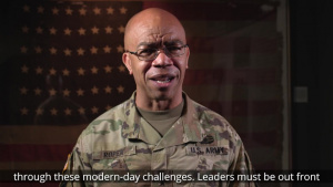 Army Reserve DCG: Racism Is Contrary to Our Army Values