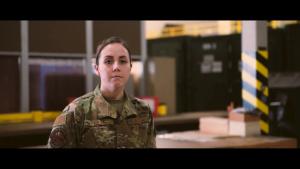Air University Civilian Degree Program: Kathy Burr