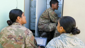 Team JSTARS operations continue during COVID-19 pandemic