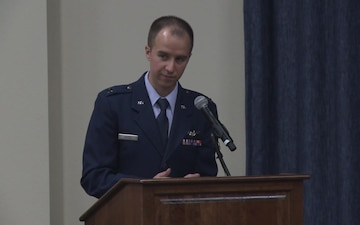 92d Operational Medical Readiness Squadron - Change of Command 2020 Part 1
