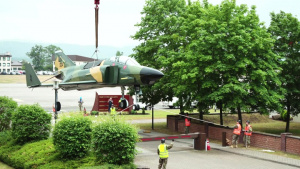 F-4 Phantom Finally Finds Home