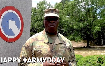 1st Theater Sustainment Command wishes the Army a Happy 245th Birthday