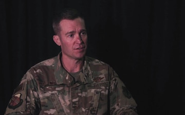 Col Todd Dyer 99 ABW Interview