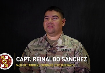 Work environment during the COVID-19 pandemic with Capt. Reinaldo Sanchez