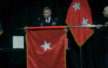 BG Robert L. Barrie, Jr. Promotion Ceremony
