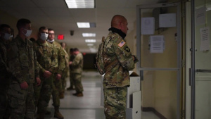 DC Guard Food Services Feeds Troops