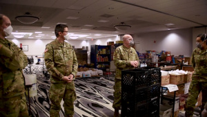 Illinois National Guard Unit Ministry Team provides morale, spiritual support to state-activated Soldiers, Airmen