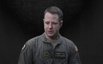 Senior Master Sgt. Danny South Talks about Resilience, Leadership and Connection