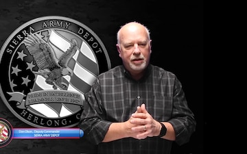 Deputy Commander Don Olson's Message to the Workforce