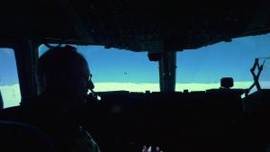 Col. Burks Fini Flight