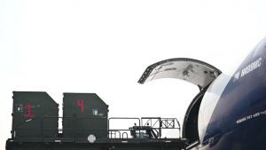 LRS unload - BTF Alaska 2020