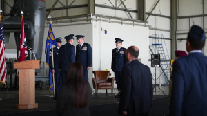 752d SOG Change of Command 2020