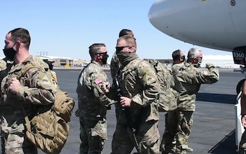Maj. Gen. Matlock Returns to 1AD
