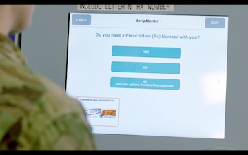 75th Medical Group ScriptCenter Kiosk Tutorial