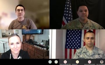 Social Media Teaser - Virtual Reenlistment