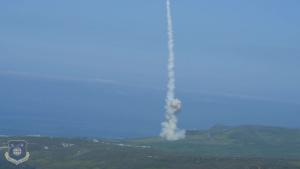 Space-ics; VAFB, spaceport for polar orbit