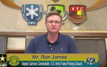 U.S. Army Yuma Proving Ground Garrison Town Hall