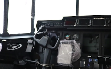 The Rhode Island Air National Guard Goes Virtual in the Cockpit