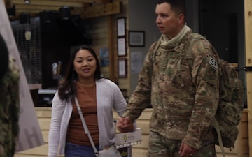 176th Security Forces Squadron Afghanistan Redeployment A- and B-Roll