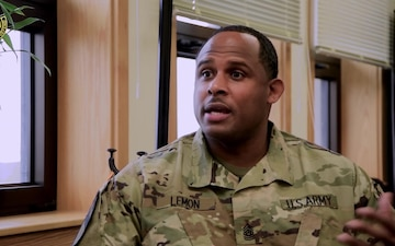 Meet the new Command Sergeant Major of USAG Humphreys