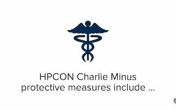 USFF/NAVNORTH COVID-19 Health Protection Condition Charlie Minus (HPCON C-) Guidance